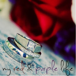 my red & purple life