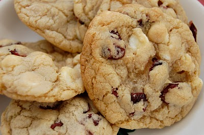 Grocery List Tip & White Chocolate Cranberry Cookies | Marriage ...