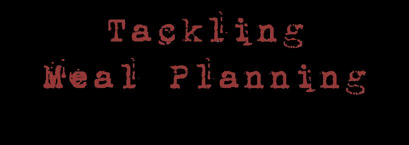 mealplanning