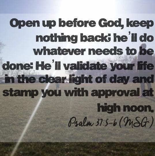 Psalm 37-5-6